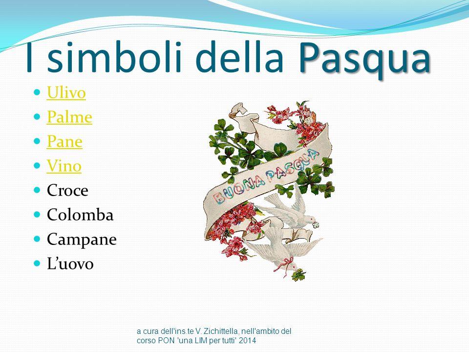 L'ulivo L'ulivo è il simbolo della pace.
