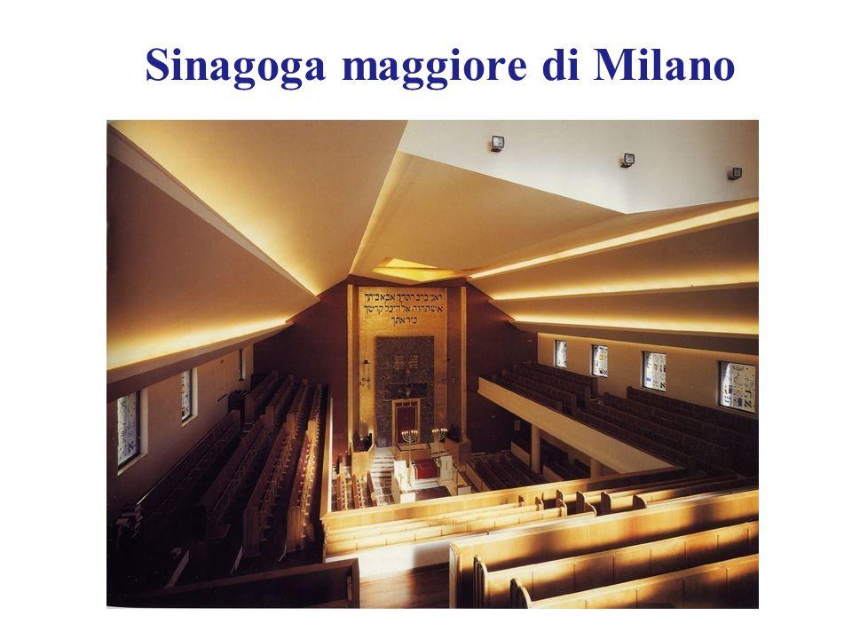 Sinagoga maggiore di Milano