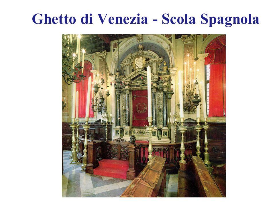 Ghetto di Venezia - Scola Spagnola