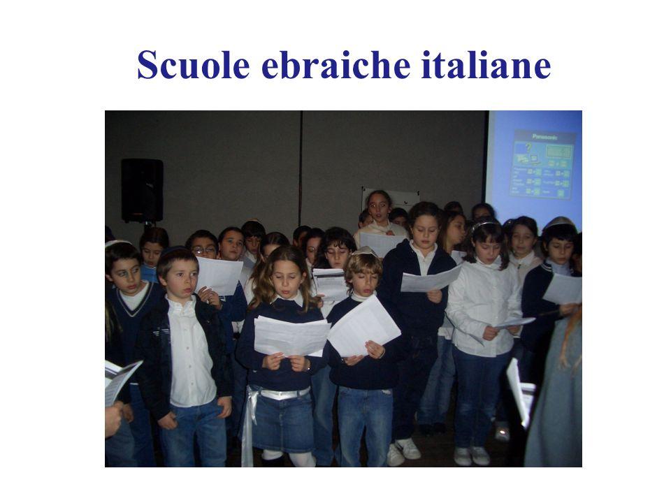 Scuole ebraiche italiane