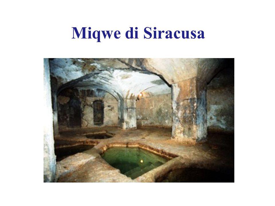 Miqwe di Siracusa
