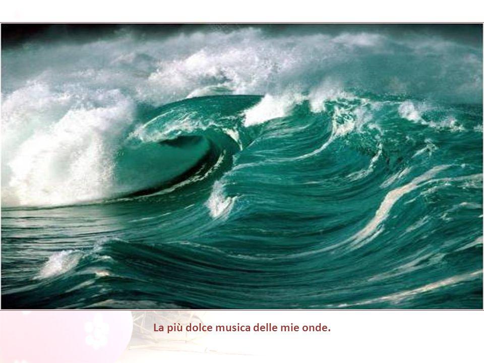 Il vento lambì la superficie del mare e chiese: Domani è Pasqua di Risurrezione, che cosa offrirai al Signore?