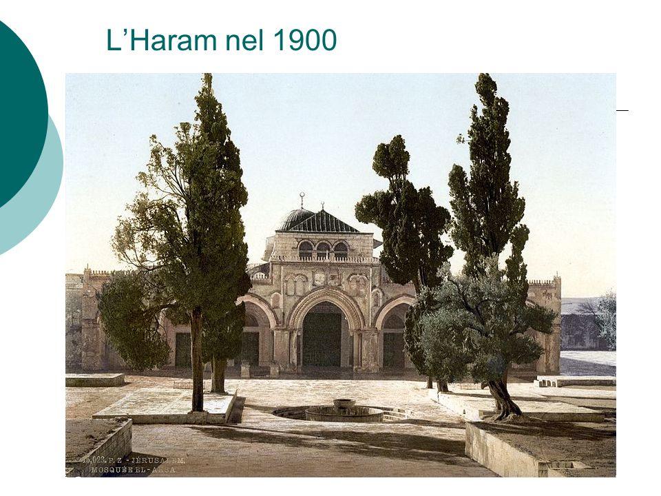 L'Haram nel 1900