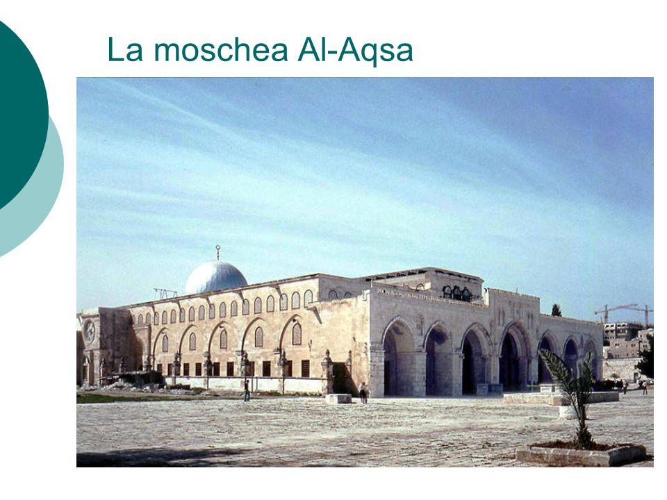 La moschea Al-Aqsa
