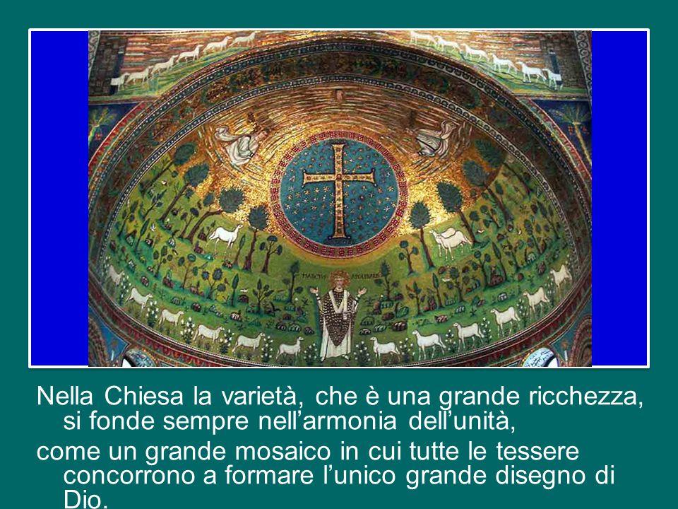 Confermare nell'unità: il Sinodo dei Vescovi, in armonia con il primato. Dobbiamo andare per questa strada della sinodalità, crescere in armonia con i