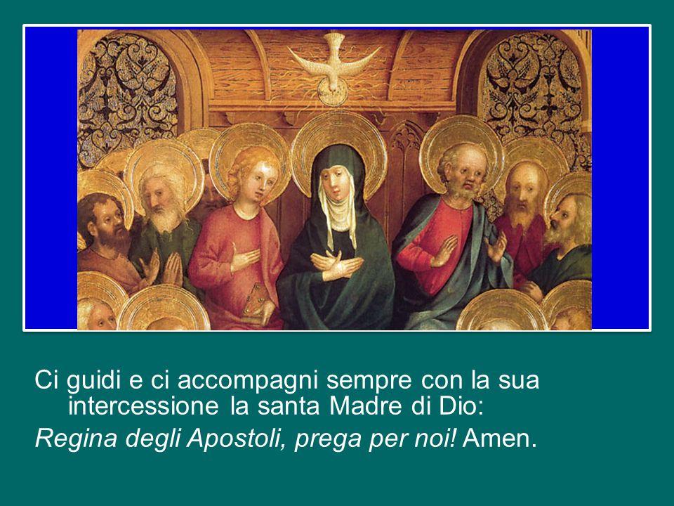 Confessare il Signore lasciandosi istruire da Dio; consumarsi per amore di Cristo e del suo Vangelo; essere servitori dell'unità. Queste, cari Confrat