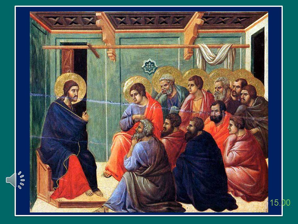 Ci guidi e ci accompagni sempre con la sua intercessione la santa Madre di Dio: Regina degli Apostoli, prega per noi.