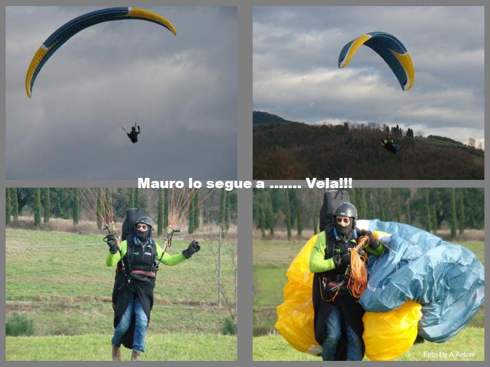 Mauro lo segue a ……. Vela!!! Foto By A.Antoni