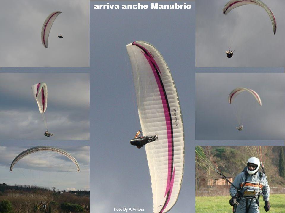 arriva anche Manubrio Foto By A.Antoni