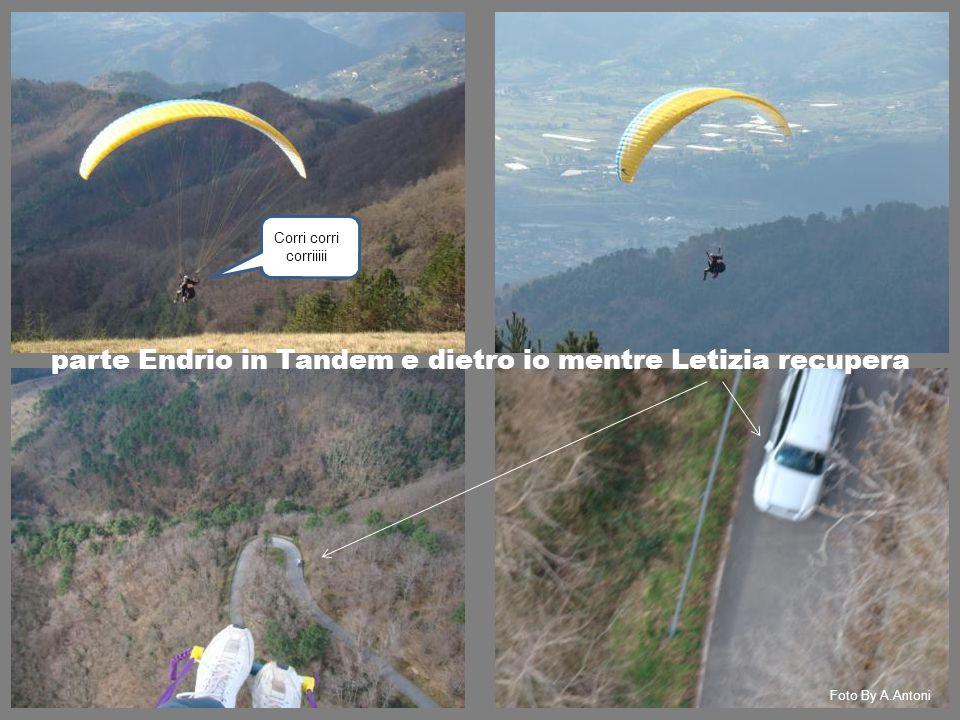parte Endrio in Tandem e dietro io mentre Letizia recupera Corri corri corriiiii Foto By A.Antoni