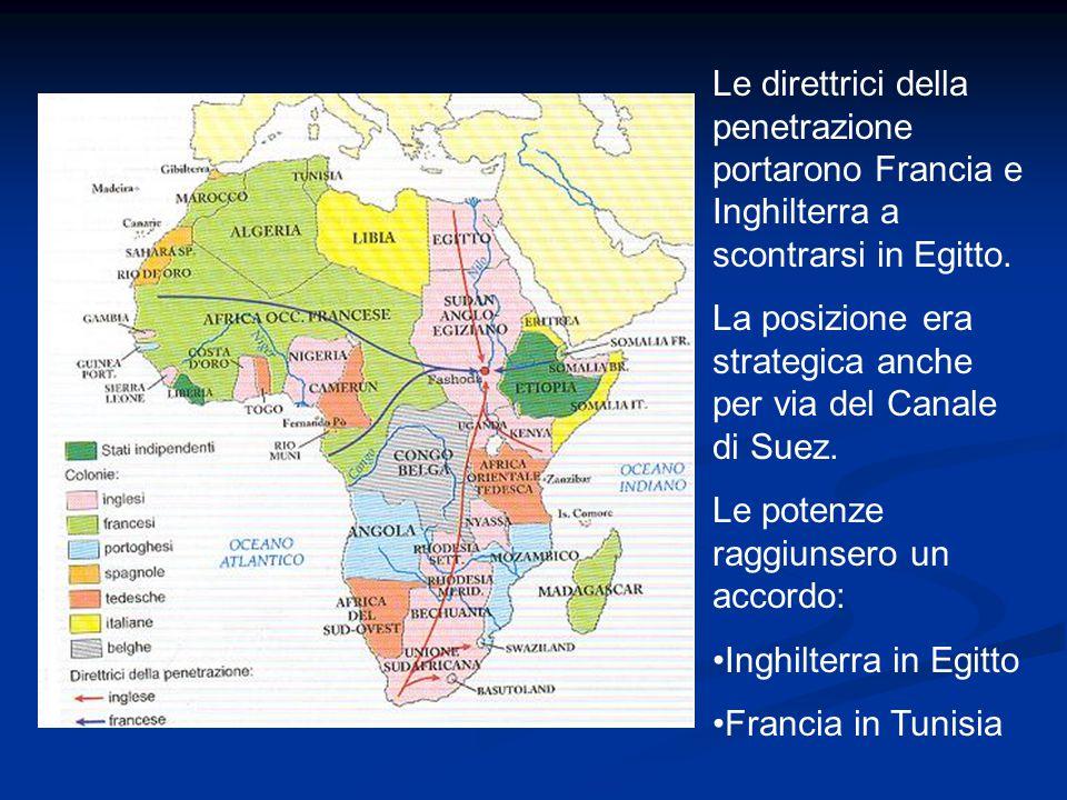 """1884 – 85 Bismarck promosse l """" iniziativa di convocare a Berlino una conferenza internazionale che, partendo dalla risoluzione della questione del Congo, fissasse le regole per la spartizione del continente africano tra le potenze europee Conferenza di Berlino"""