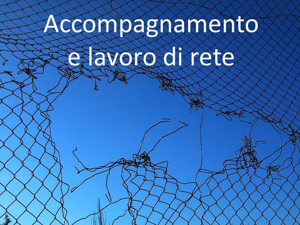Accompagnamento e lavoro di rete