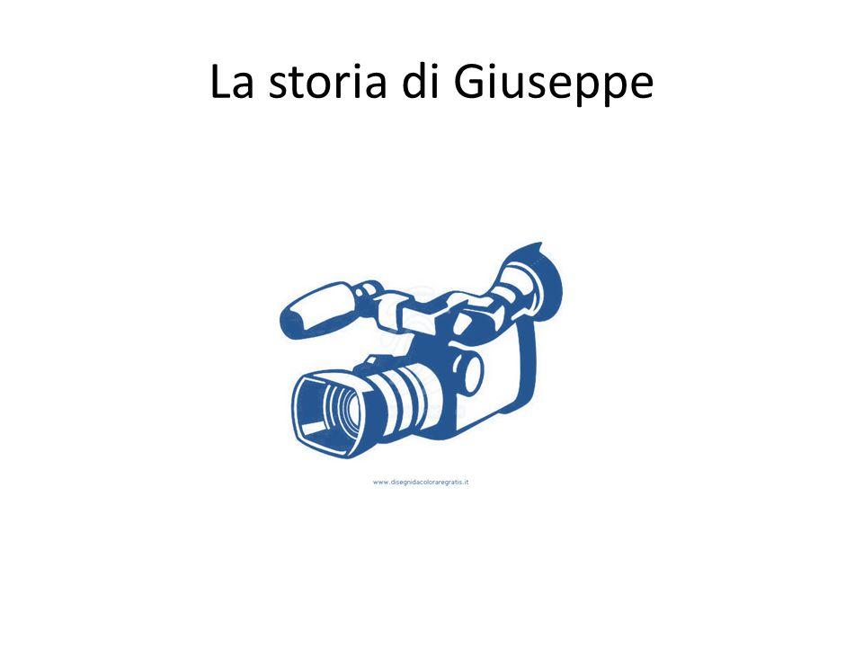 La storia di Giuseppe