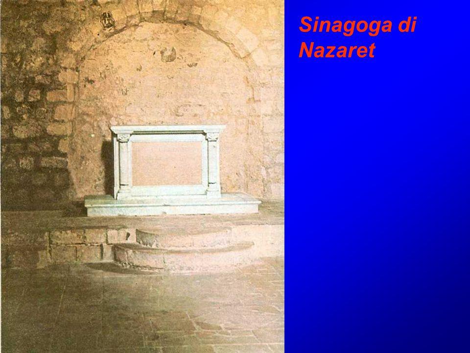 Sinagoga di Nazaret