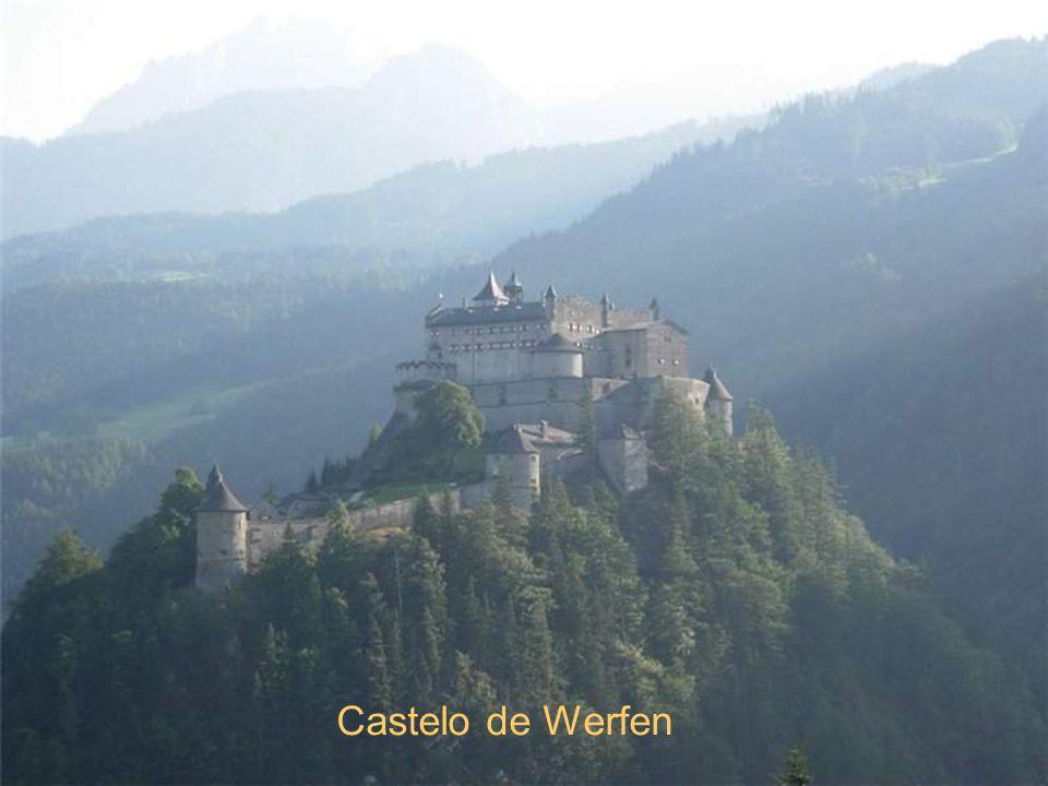 Fortaleza de Festung Hohensalzburg