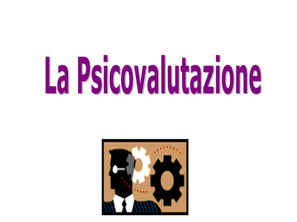 La psicometria è un settore della psicologia che costruisce e utilizza strumenti (test), per la misurazione di variabili psicologiche al fine di massimizzare le conoscenze relative a determinate caratteristiche di un soggetto.