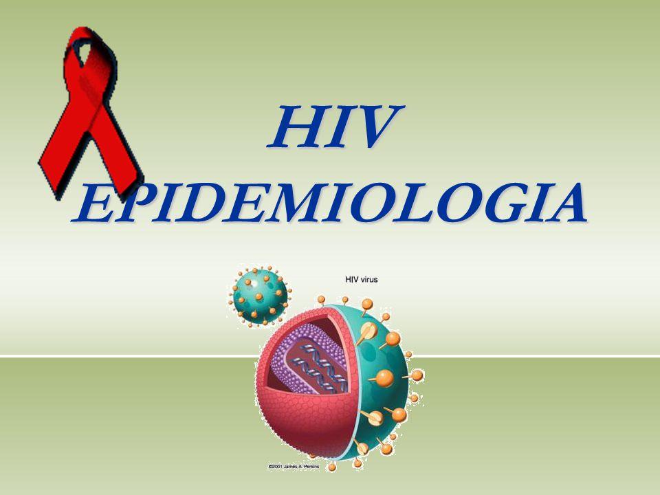HIV EPIDEMIOLOGIA HIV EPIDEMIOLOGIA