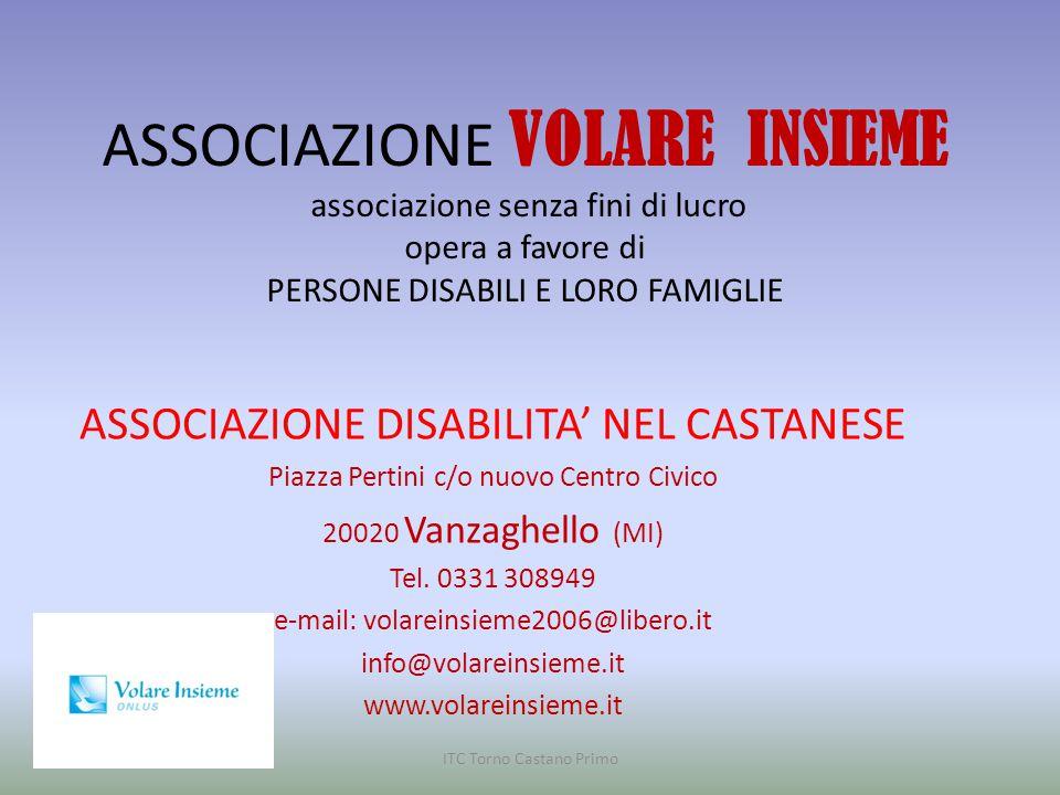 disabili? ITC Torno Castano Primo
