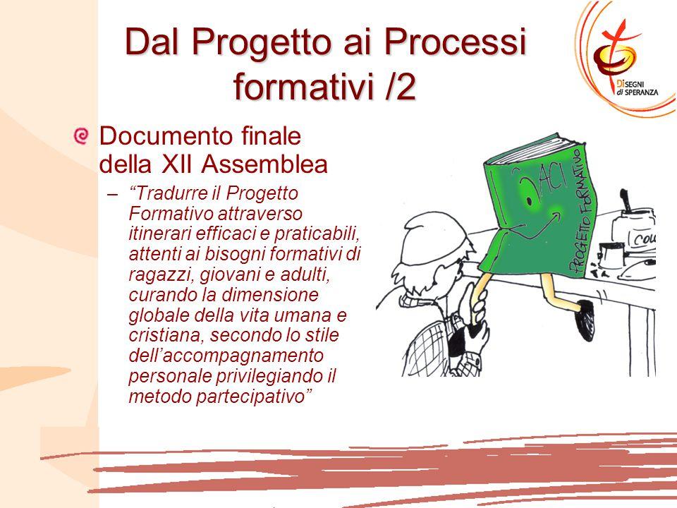 Uno sguardo di insieme alla proposta Bella è l'ACR ! Il documento è stato strutturato in tre capitoli –1.
