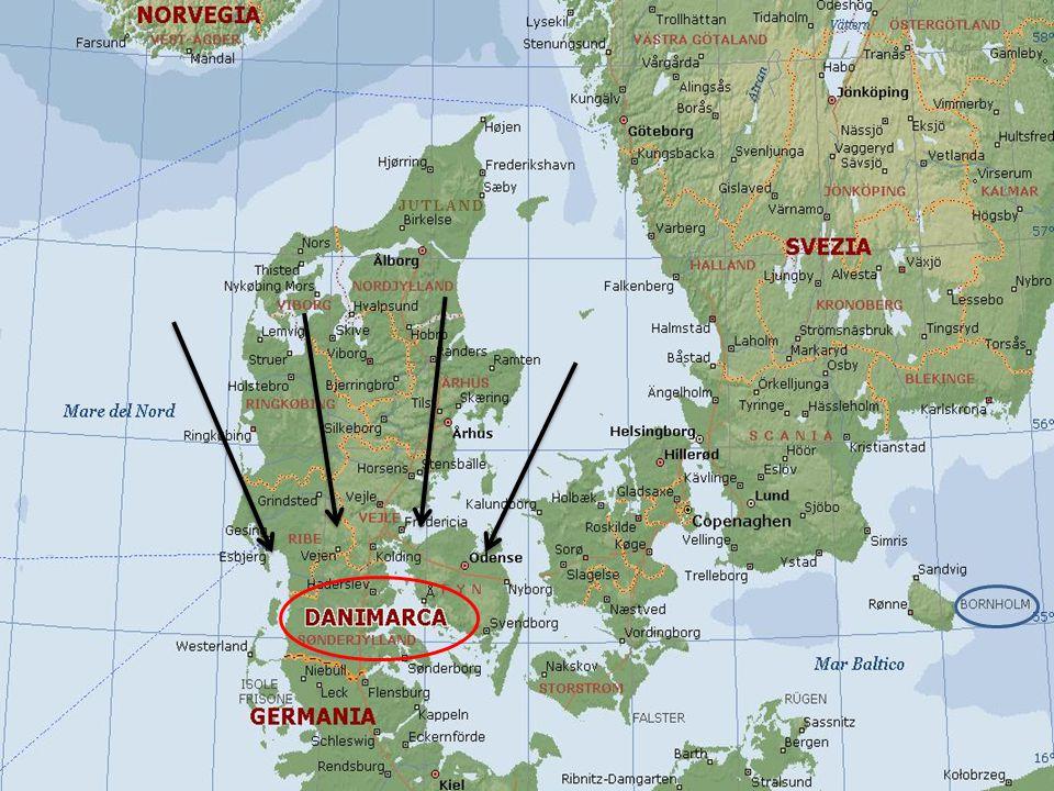 Storia Questo lembo di terra fu molto conteso nel passato, sia per il suo buon clima ma anche per la sua posizione strategica all imbocco del mar Baltico.