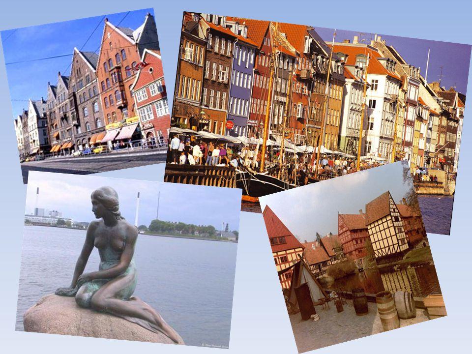 La Danimarca (ufficialmente Regno di Danimarca) è il più piccolo stato della Scandinavia, oltre ad essere quello situato più a sud.
