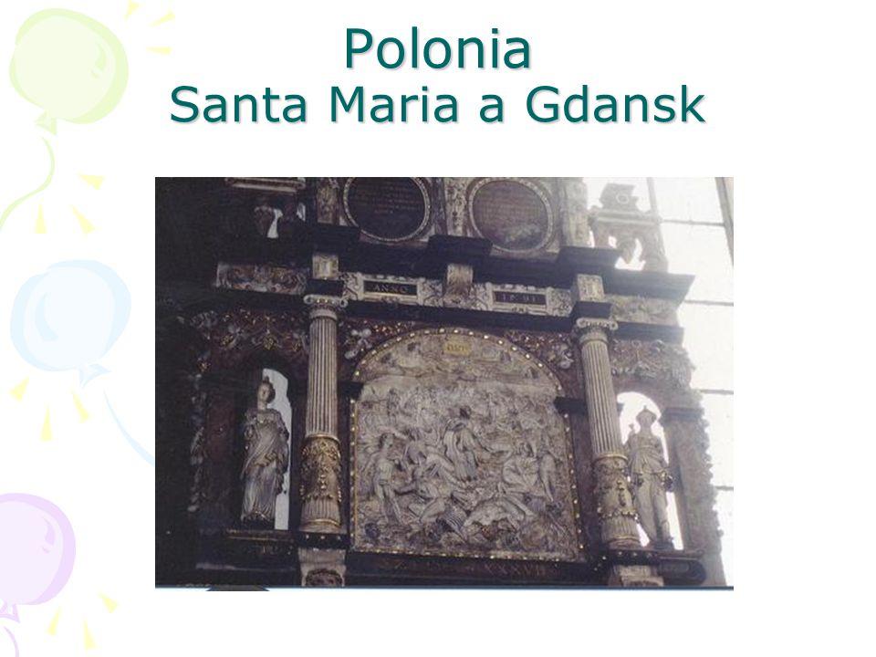 Polonia Santa Maria a Gdansk