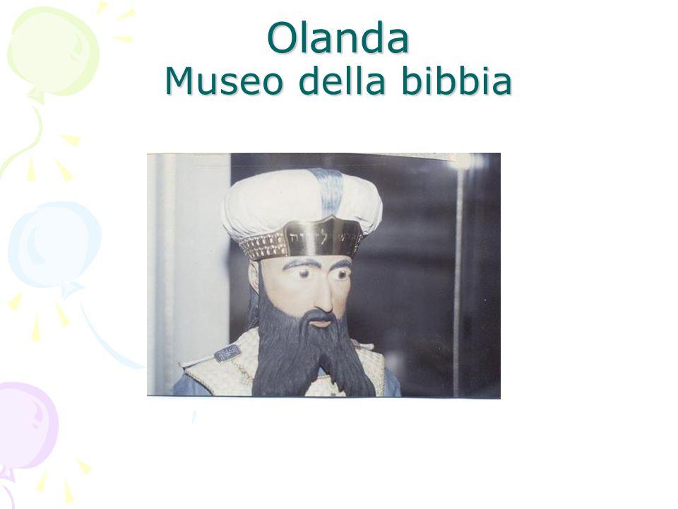 Olanda Museo della bibbia