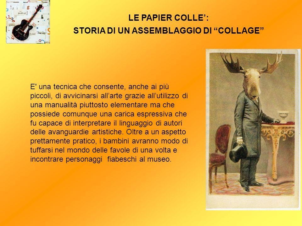DURATA: 2 ore in classe e 2 ore al museo MATERIALI A DISPOSIZIONE: Materiale di riciclo, giornali, bicchieri ecc.
