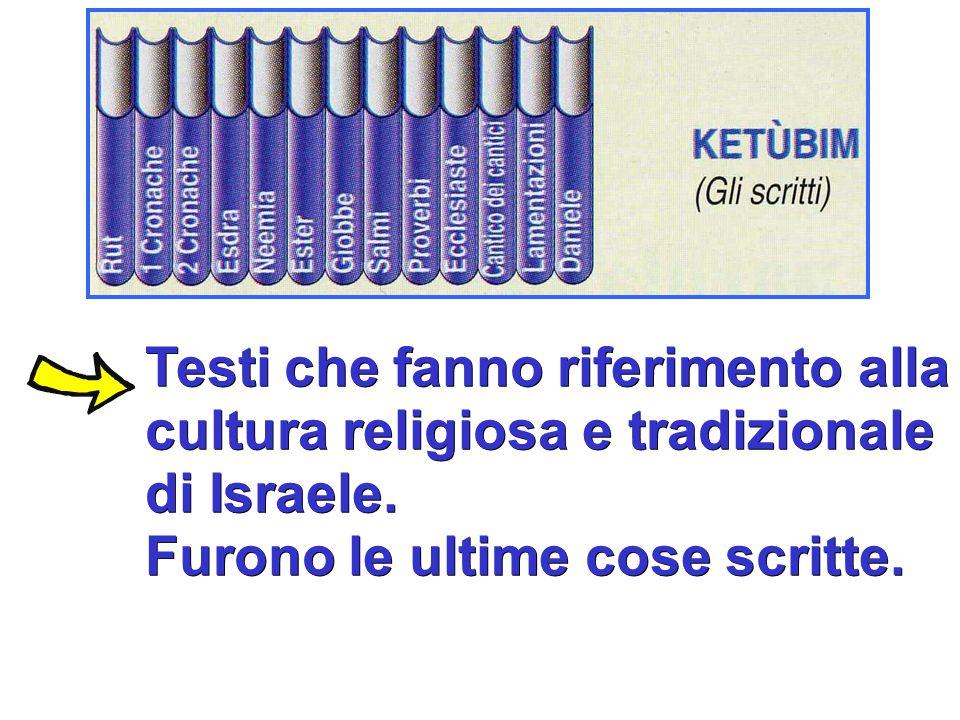 E' composta di 73 libri divisi tra Antico e Nuovo Testamento.