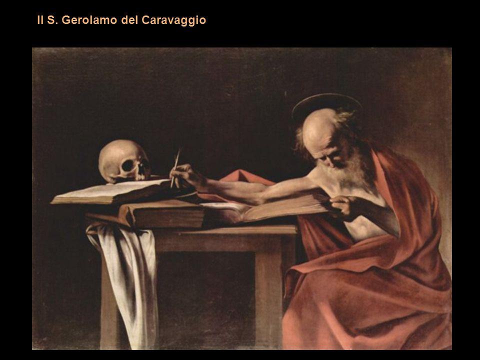 Il S. Gerolamo del Caravaggio