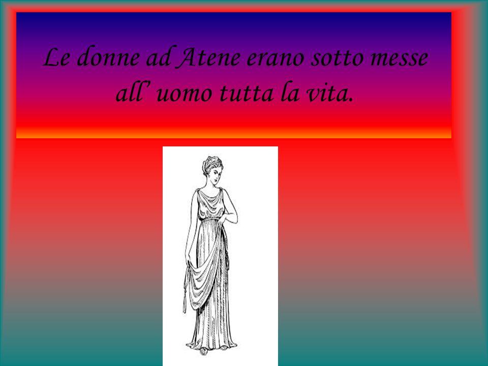 Le città della Grecia avevano in comune la lingua, la religione e i giochi olimpici. Ma ogni città era uno stato unitario.