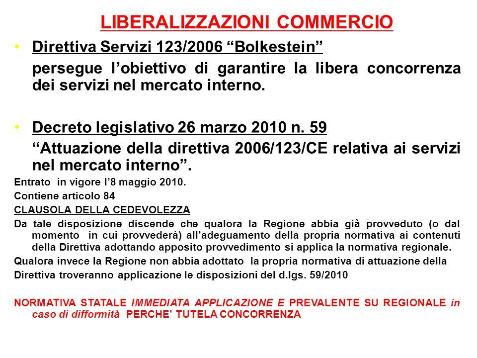 """Direttiva Servizi 123/2006 """"Bolkestein"""" persegue l'obiettivo di garantire la libera concorrenza dei servizi nel mercato interno. Decreto legislativo 2"""