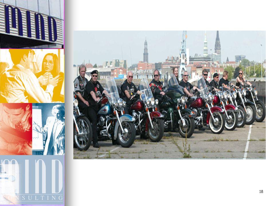 17 HARLEY DAVIDSON Noi non vendiamo motociclette.