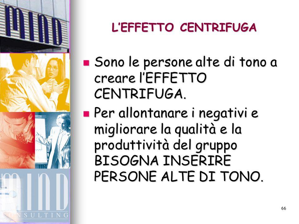 65 CHE EFFETTO CREA UNA PERSONA ALTA DI TONO.
