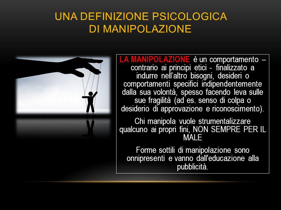 FATTORI PREDISPONENTI In linea generale, si possono identificare alcune caratteristiche e tratti psicologici che predispongono a diventare VITTIME DELLA ME poiché rendono la persona più fragile ed esposta.