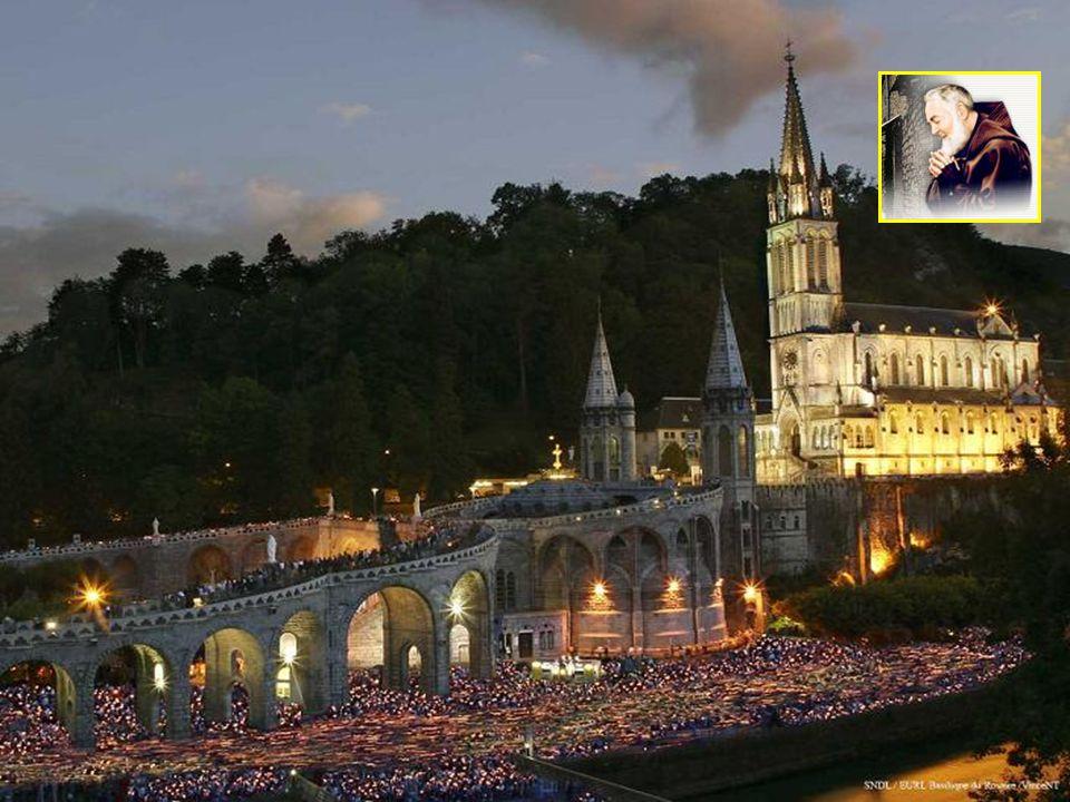 Dopo un certo tempo, padre Rosario ricordò a Padre Pio che egli, dormendo, aveva sognato Lourdes: «Ma no che non dormivo, ero sveglio », rispose lui.