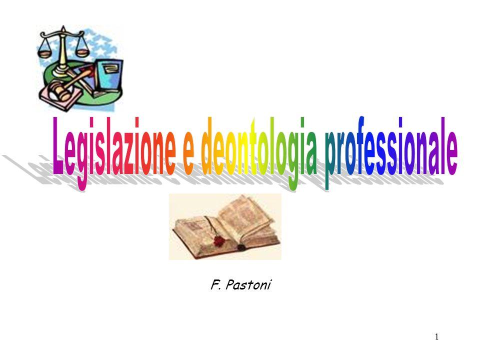 1 F. Pastoni