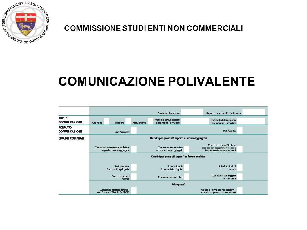 COMMISSIONE STUDI ENTI NON COMMERCIALI 5 PER MILLE Confermata con la legge di stabilità 2014 la possibiltà per le asd di presentare la domanda per il beneficio.