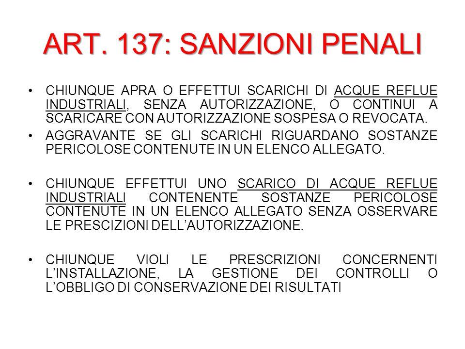 PARTE QUINTA DELL ARIA PARTE QUINTA NORME IN MATERIA DI TUTELA DELL ARIA E DI RIDUZIONE DELLE EMISSIONI IN ATMOSFERA ART.