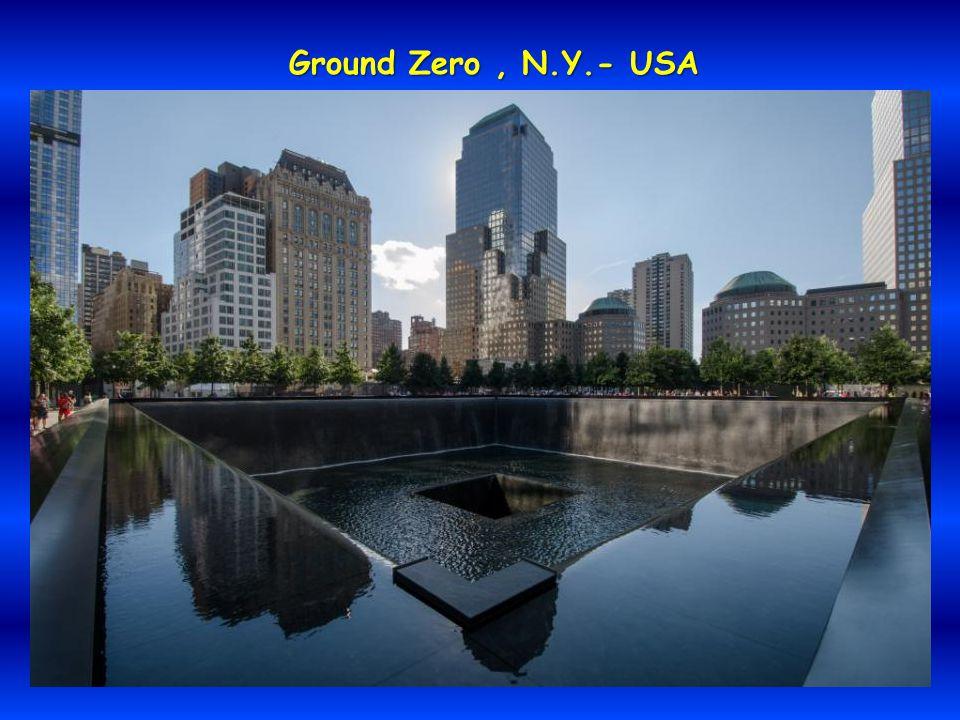Ground Zero, N.Y.- USA