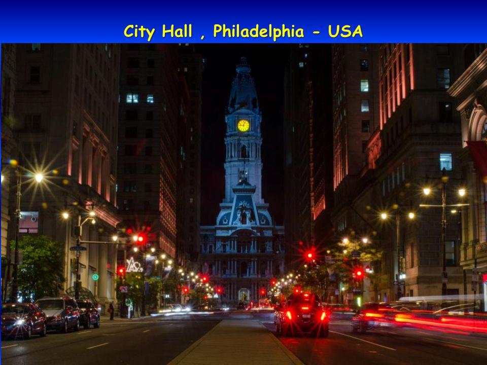 City Hall, Philadelphia - USA