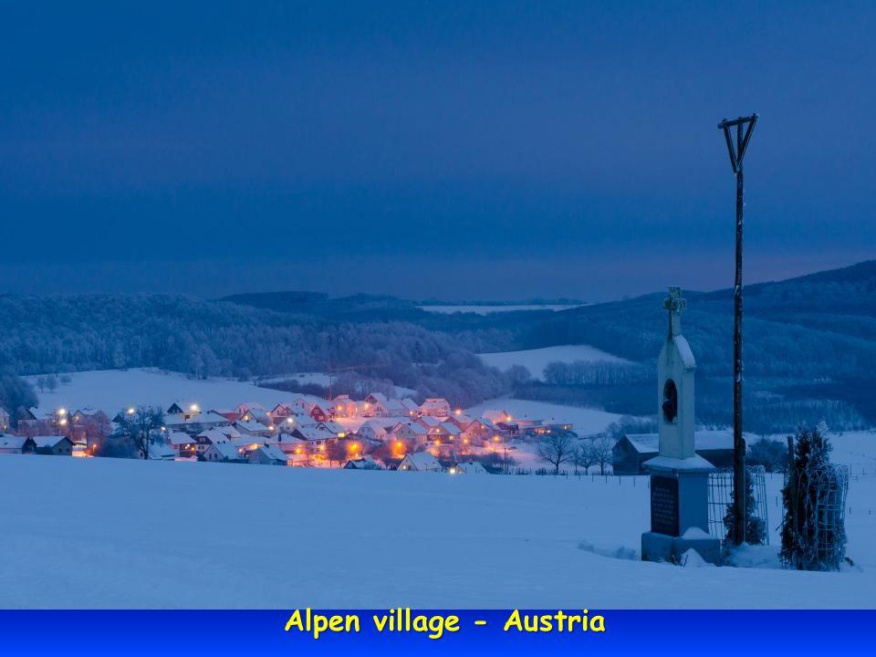 Alpen village - Austria