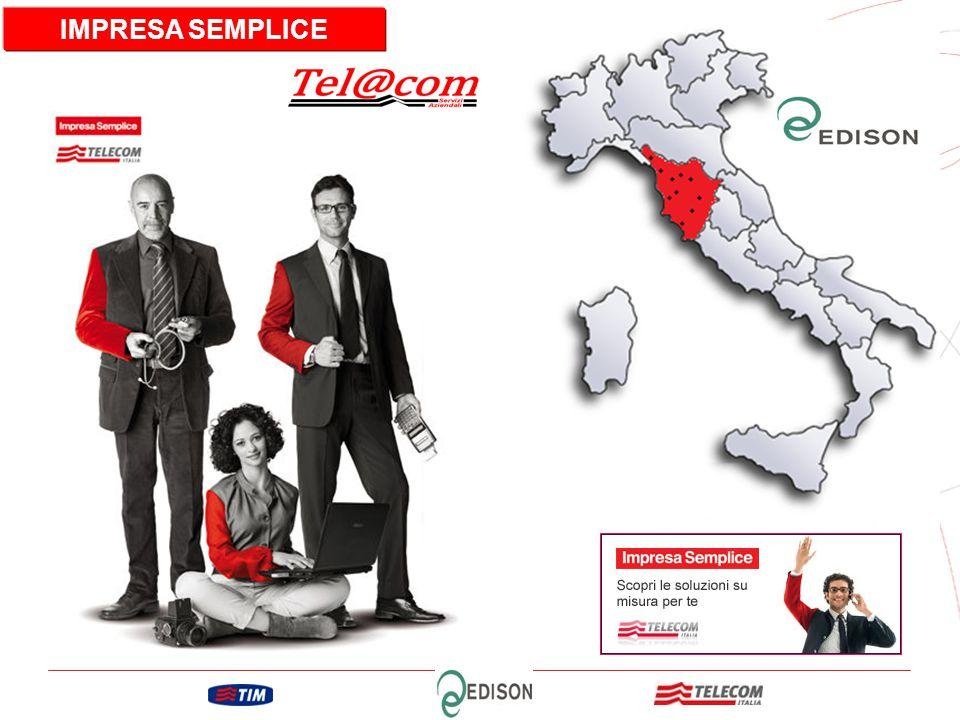 GRUPPO TELECOM ITALIA IMPRESA SEMPLICE