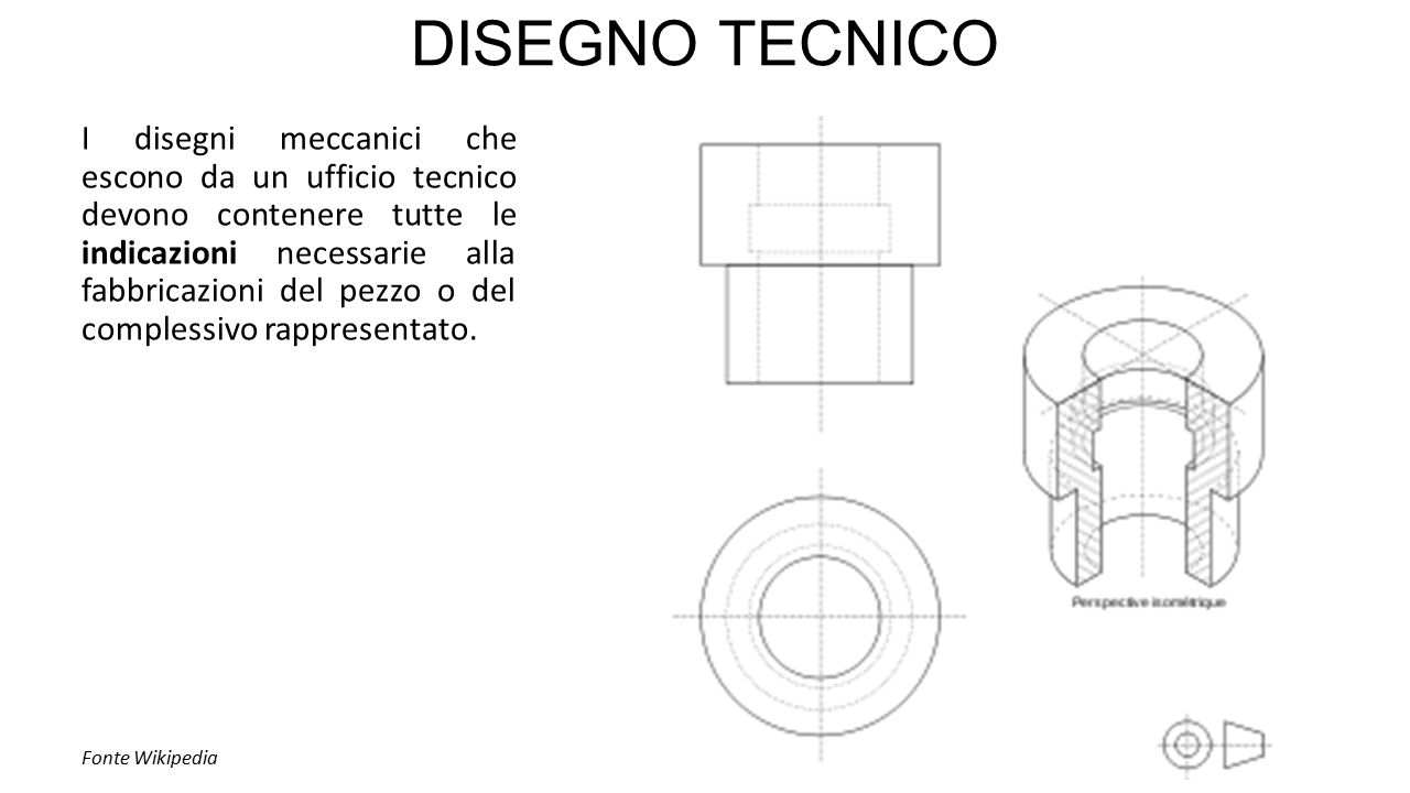DISEGNO TECNICO Quindi la geometria serve a costruire … si ma può servire anche per dare delle regole Le lettere ad esempio…