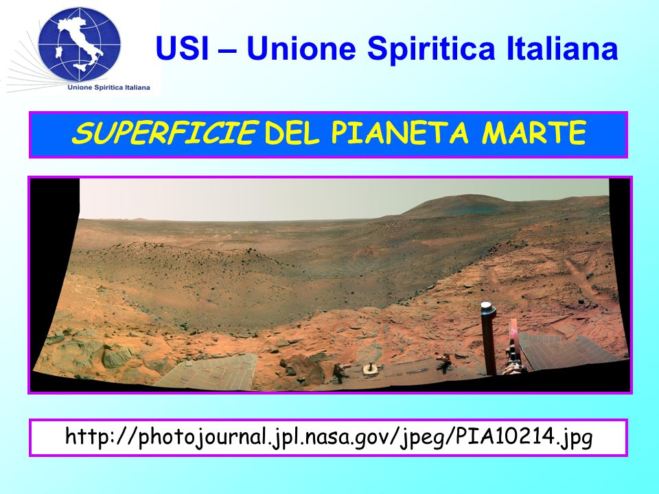 SUPERFICIE DEL PIANETA MARTE http://photojournal.jpl.nasa.gov/jpeg/PIA10214.jpg