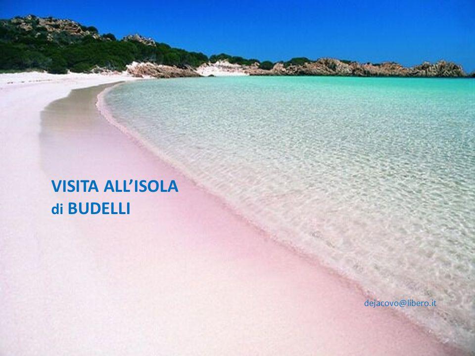 VISITA ALL'ISOLA di BUDELLI dejacovo@libero.it