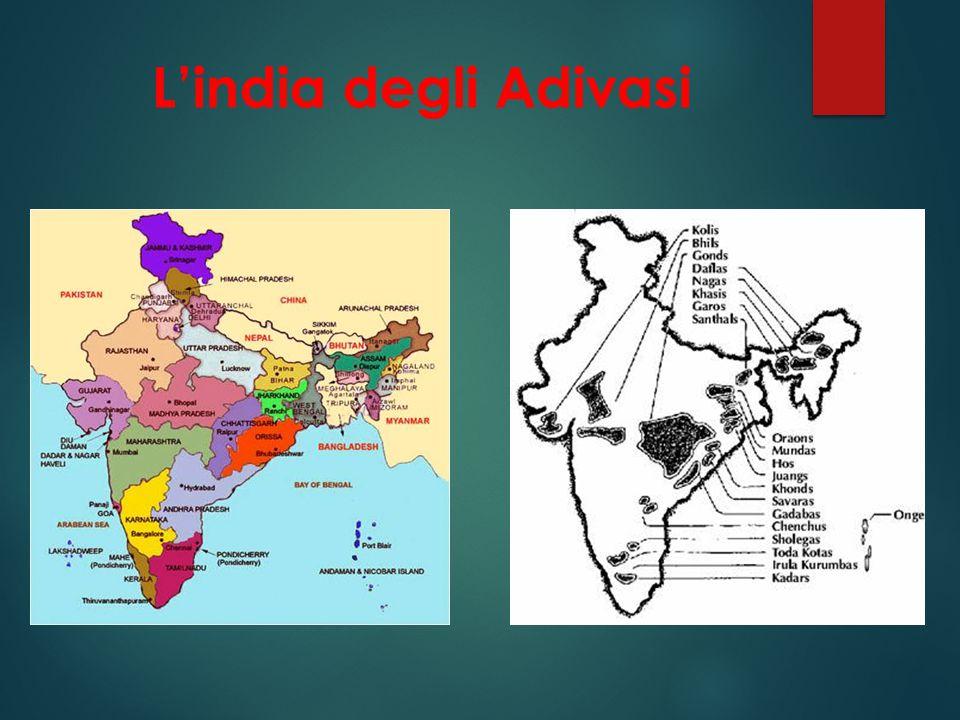 L'india degli Adivasi