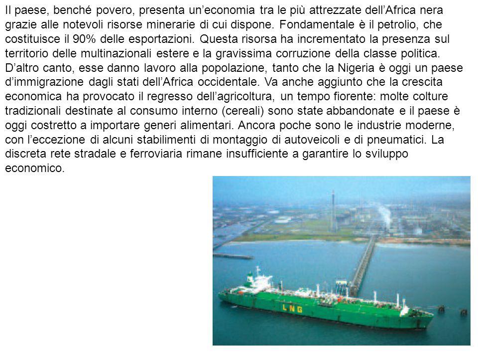 Il paese, benché povero, presenta un'economia tra le più attrezzate dell'Africa nera grazie alle notevoli risorse minerarie di cui dispone. Fondamenta