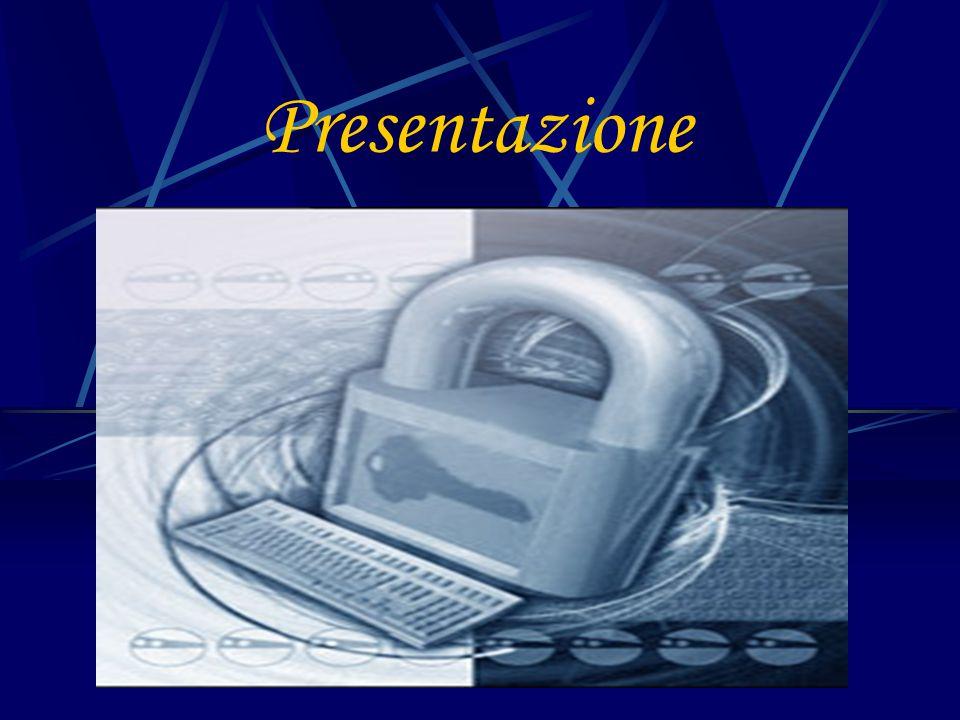 Introduzione Fino a circa dieci anni fa, l'uso del PC non comportava particolari preoccupazioni nella protezione dei dati contenuti in esso.