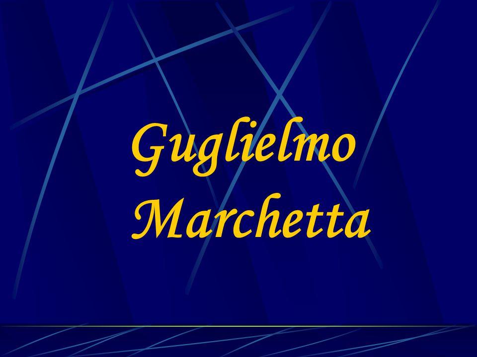 Guglielmo Marchetta